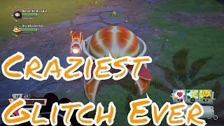 plants vs zombies garden warfare 2 funniest craziest glitch ever