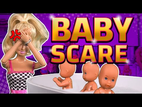 Barbie - Barbie's Baby Scare | Ep.135