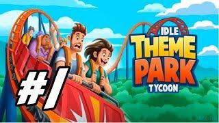 Inactief Thema Park Tycoon - 1 - ''Geen Dinosaurussen?''