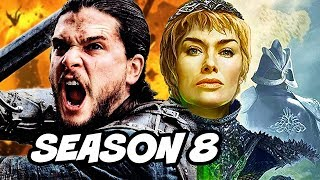 Game Of Thrones Season 8 Panel and Long Night Prequel Teaser Breakdown
