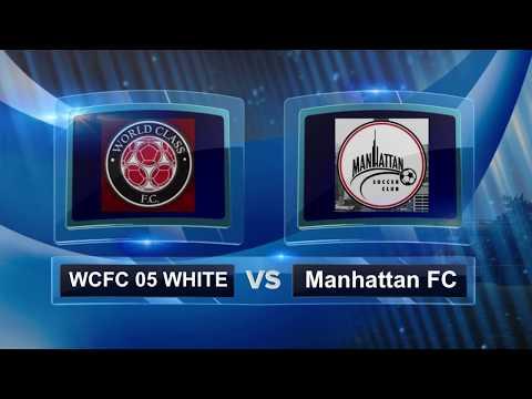 WCFC 05 WHITE 6 VS 4  MANHATTAN SC EARTHQUAKES