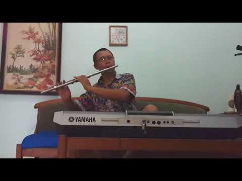 Oh holly night - flute rehearsal