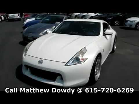2009 Nissan 370z Touring -Dixie Motors Inc. Nashville TN