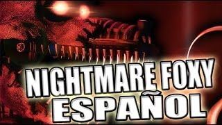 Video TEASER TRAILER NIGHTMARE FOXY ORIGINAL VOICE ANALIZADA ESPAÑOL | ZellenDust download MP3, 3GP, MP4, WEBM, AVI, FLV April 2018