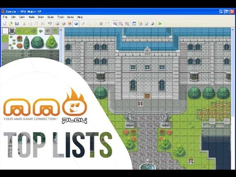 Top 5 RPGMaker Games on Steam - HD