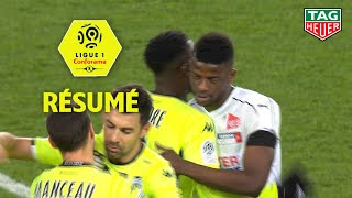 Amiens SC - Angers SCO ( 0-0 ) - Résumé - (ASC - SCO) / 2018-19