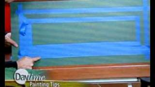 How To Paint Faux Wood Molding
