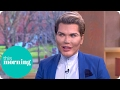 watch he video of The Human Ken Doll Rodrigo Alves Is Still on His Quest for the Perfect Body | This Morning