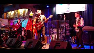 Chris Canas Band: 2020 International Blues Challenge Semi Finals