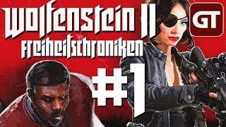 Thumbnail für das Wolfenstein 2: Die Freiheitschroniken DLCs Let's Play