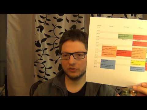47 Vlog -  Stundenplan 2. Semester (Master) & Channelsachen