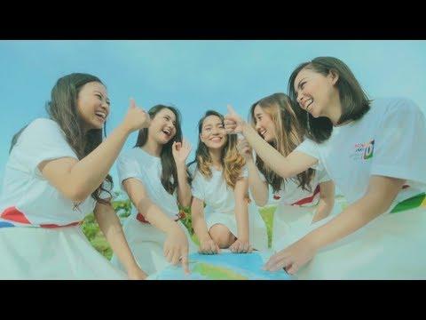 GIRL BAND JKM19 - #SekaliLagi Pilih Jokowi
