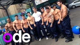 TOWIE's Dan Osborne talks joining Dreamboys and the next TOWIE trip