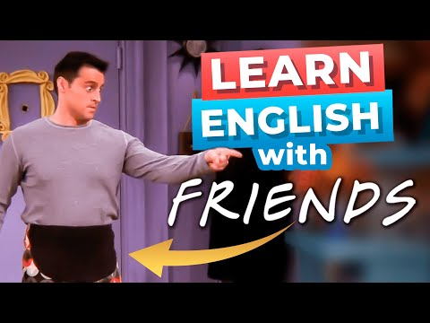 Joey vs. Thanksgiving Turkey: Who Wins? | Learn English with Friends
