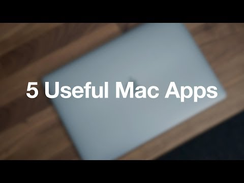 Useful Mac Apps