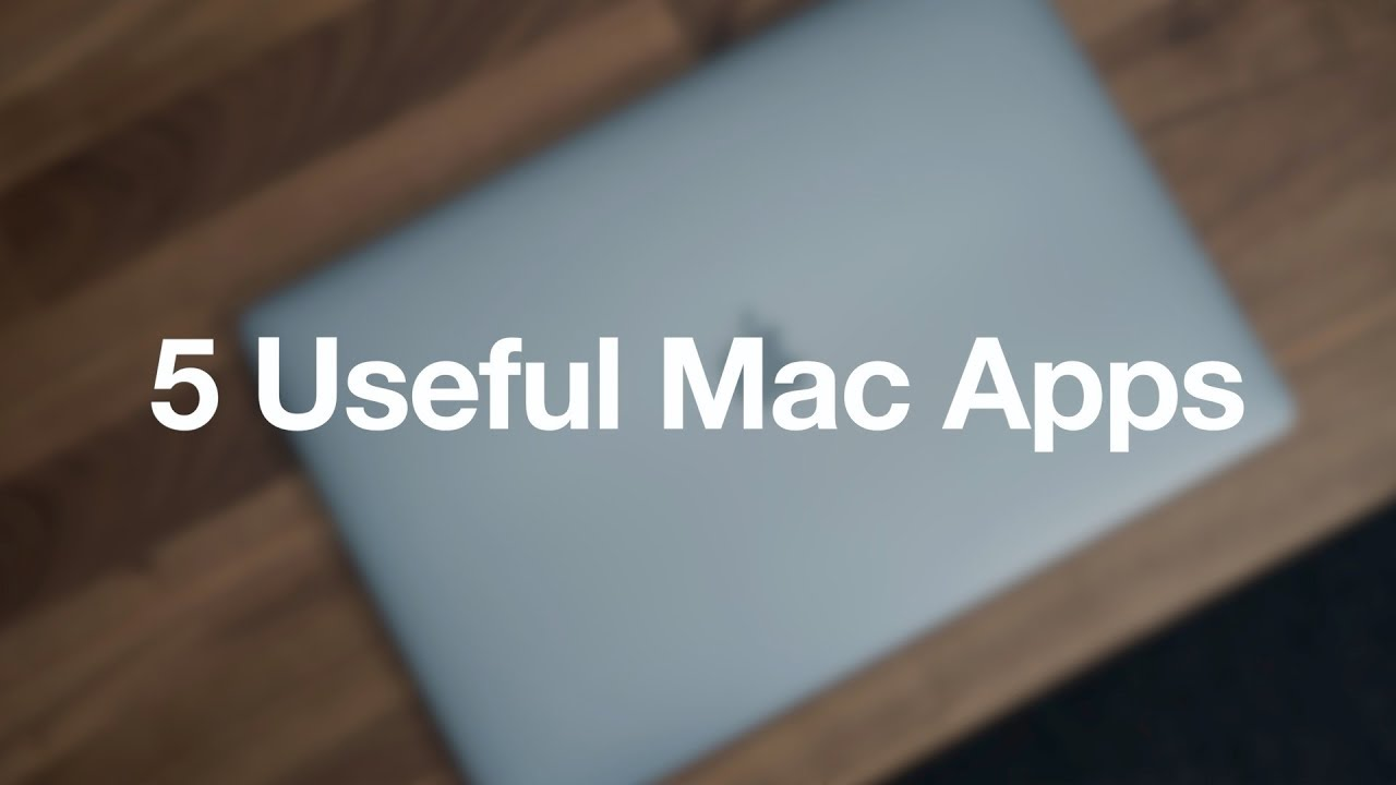Five Useful Mac Apps Worth Checking Out - April 2018 - MacRumors