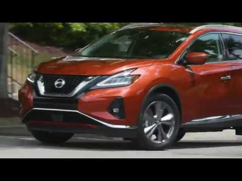 2020 Nissan Murano Driving Video