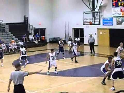 Jamal Williams University High First highlight tape