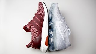 Nike Vapormax is NOT the Adidas UltraBoost KILLER here's why | In depth comparison