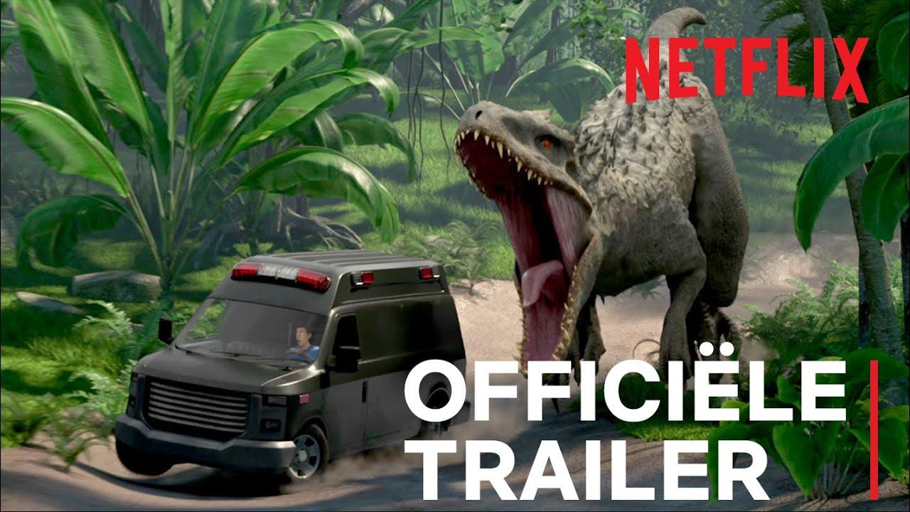 Nieuwe Jurassic World: Kamp Krijtastisch trailer op Netflix België