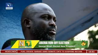 George Weah Emerges Liberian President |Network Africa|