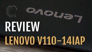 Notebook Lenovo V110-14IAP: Unboxing & Review + CONCURSO