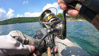 Lake Smallmouth Fishing!!!