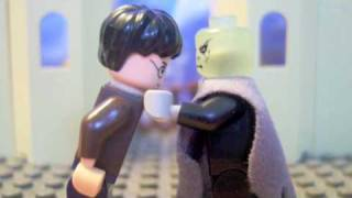 Harry Potter and the Deathly Hallows Trailer in LEGO