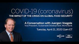The Impact of Coronavirus on Global Food Security