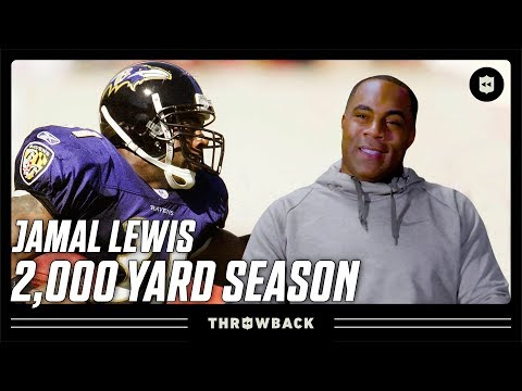Jamal Lewis: The Most Underrated POWER Back! | Throwback Originals