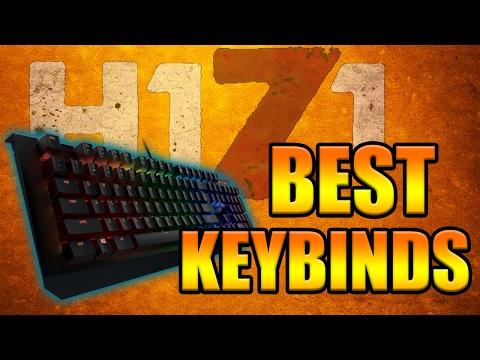 BEST KEY BINDING SETTINGS IN H1Z1 KOTK!! - Asurekazani