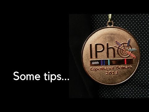 What is the International Physics Olympiad?