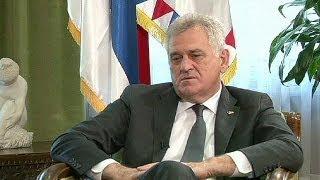 Sırbistan Cumhurbaşkanı Nikoliç'ten Srebrenitsa özrü