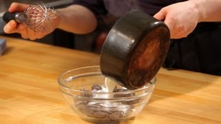 How To Make Chocolate Ganache | Candy Making