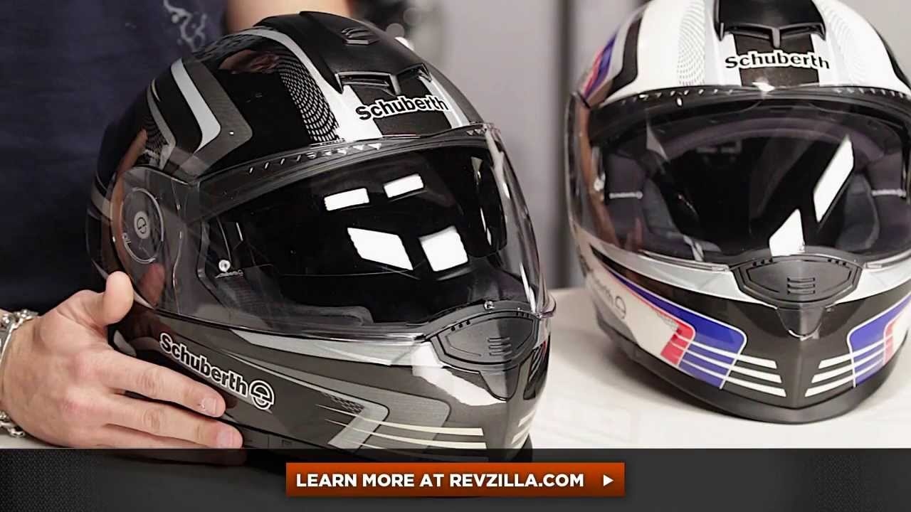 Schuberth S2 Review >> Schuberth S2 Ghost Helmet Review at RevZilla.com - YouTube