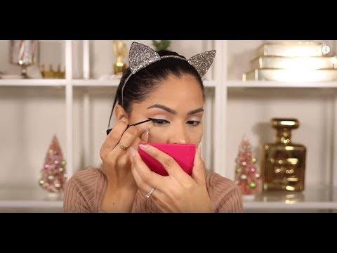 Winter Makeup Tutorial with Diana Saldana | Real Techniques