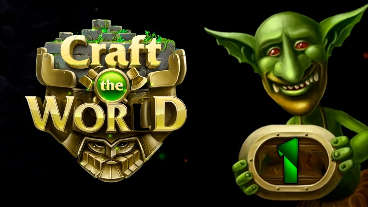 Craft the world 2 играть онлайн