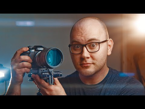 Anamorphic Lenses for Cinematic Video!