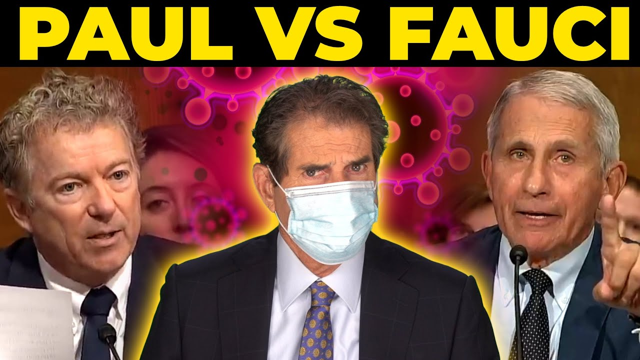 Postmortem on the Rand Paul vs Anthony Fauci Debate: A story that cannot be allowed to fade
