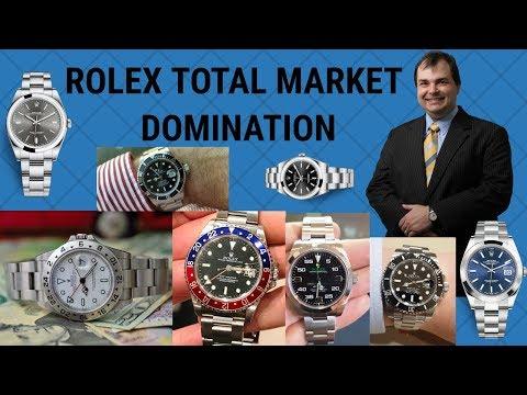 WRIST WATCH MARKET FUTURE ? Where Will The Rolex Market Go ?