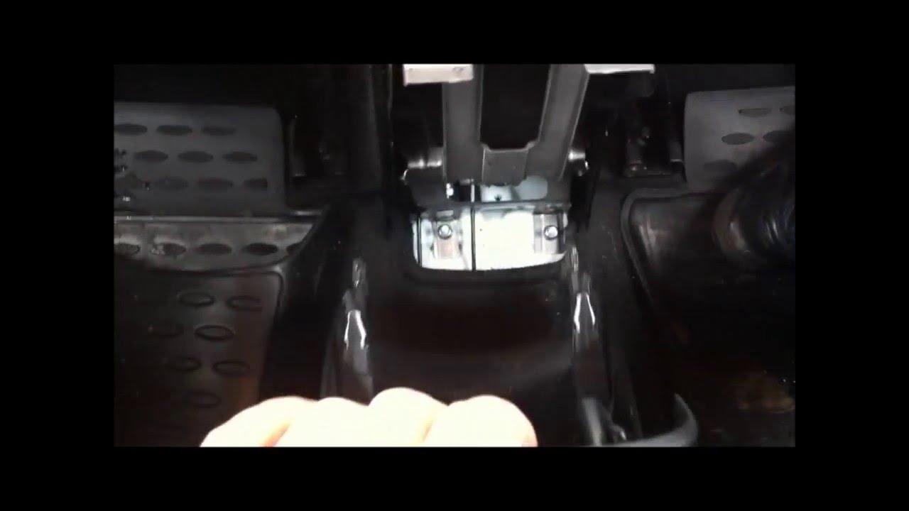 как отрегулировать крышку багажника на киа рио седан