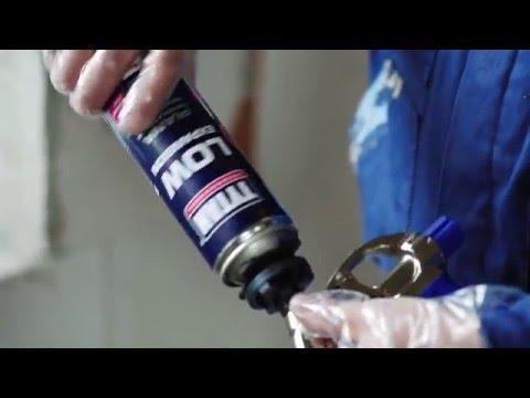 Инструкция по использованию пистолета для полиуретановой пены