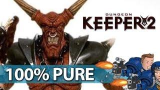 Dungeon Keeper 2: Devilishly Evil...100% Pure!