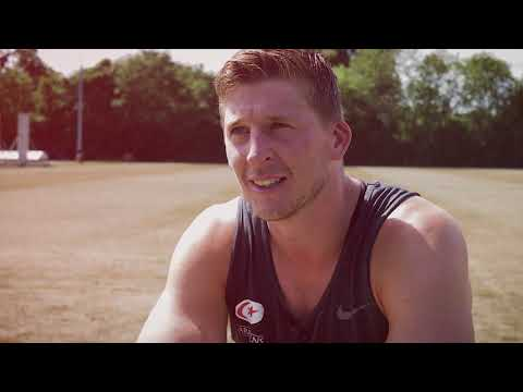 Re-Introducing | David Strettle