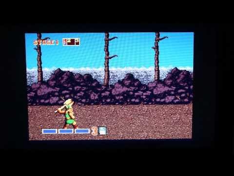 Arcade Perfect? - My Arse!! - Golden Axe