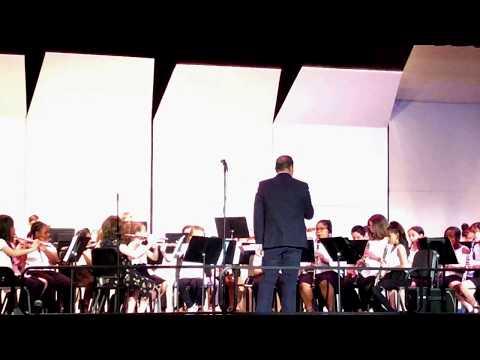 Alex's 4th Grade Band Concert