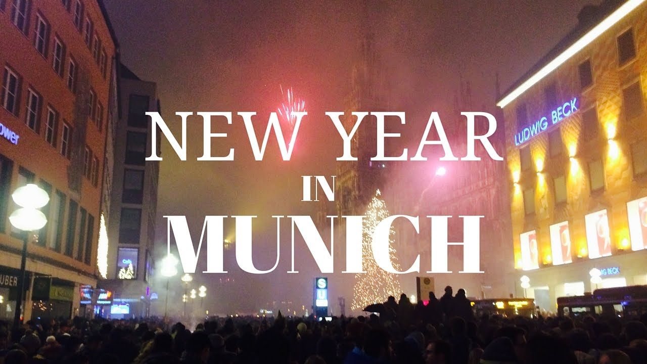 Slikovni rezultat za MUNCHEN NEW YEAR