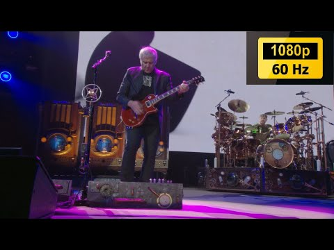 RUSH - Time Stand Still & Presto - Live In Cleveland 2011 (60fps Enhanced Remaster)