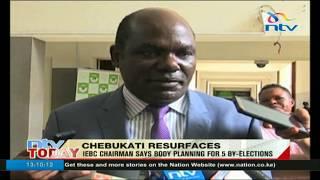 Chebukati resurfaces at LSK elections