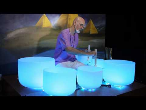 Quartz Crystal Bowl Meditation with Mel Zabel